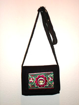 China ethnic minority_bag