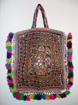 Old Rajastan market bag